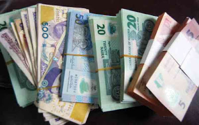 Naira waxes stronger against Dollar