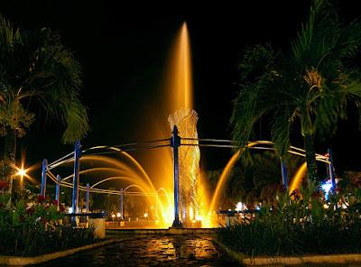 Wisata Taman Bekapai Kota Balikpapan