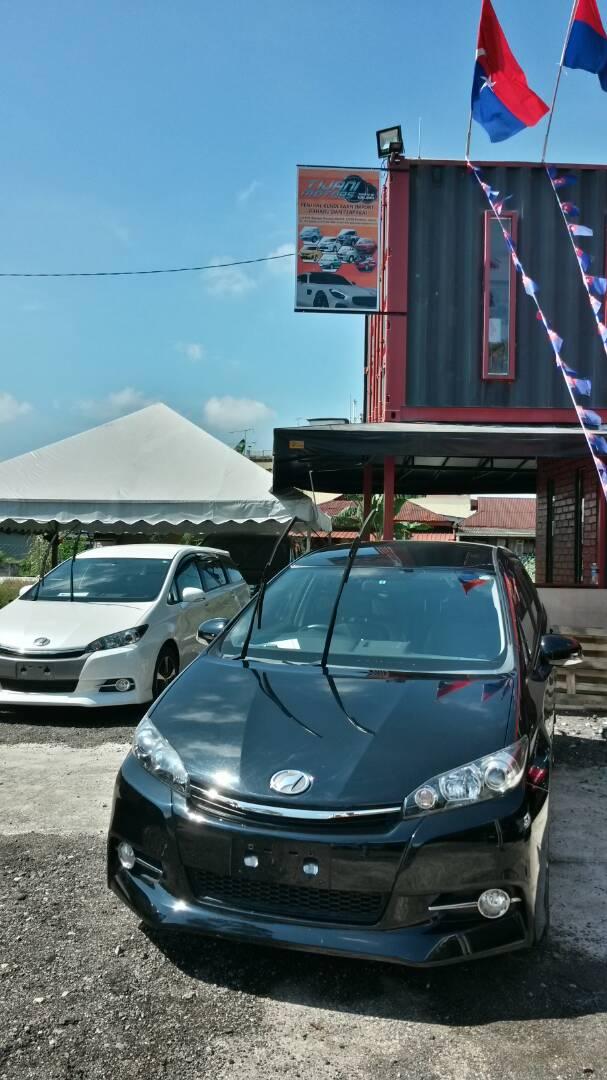 Lokasi Tijani Motors