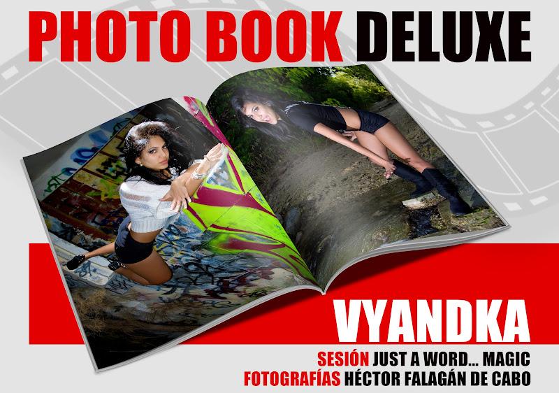 Vyandka (Modelo - Photo Shoot). Fotografías por Héctor Falagán De Cabo