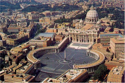 La Basílica de San Pedro, La Basilica del Vaticano, La Ciudad del Vaticano, Lugares Turisticos en Roma, Museo Vaticano, Turismo en Roma,