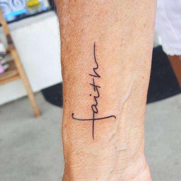 Mytattooland.com: Faith tattoos