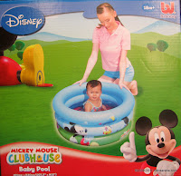 Disney Mickey Mouse Clubhouse Baby Pool