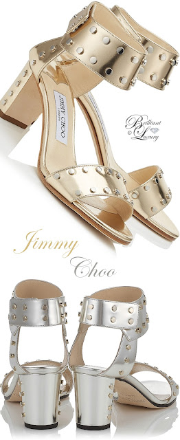 Brilliant Luxury ♦ Jimmy Choo VETO 65 Sandals