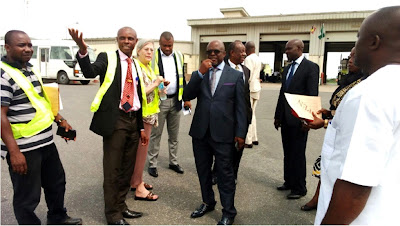 New Ibom airport board promises to complete MRO