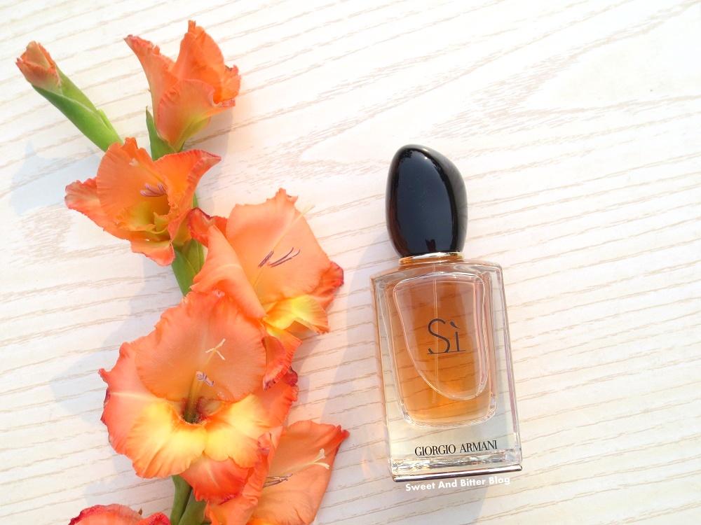 Giorgio Armani Si Eau De Parfum Review Sweet And Bitter Blog