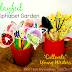 Playful Alphabet Garden with Free Printable