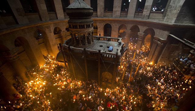 Археологи вычислили точный возраст гробницы Христа в Иерусалиме