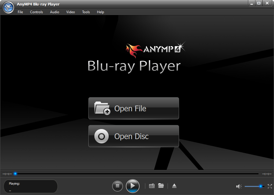 AnyMP4 Blu-ray Player Free Full Download