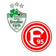 Greuther Fürth - Fortuna Düsseldorf