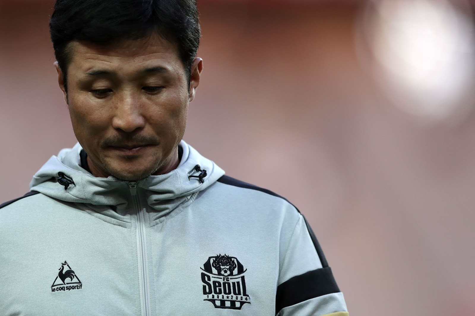 FC Seoul Manager Lee Eulyong K League 1 Relegation Battle