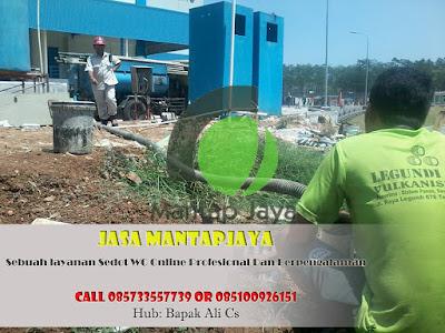 Jasa Sedot WC Tandes Call 085733557739