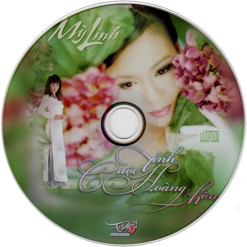 Tình Platinum CD010 - Lưu Mỹ Linh - Cuộc Tình Hoàng Hôn (NRG)