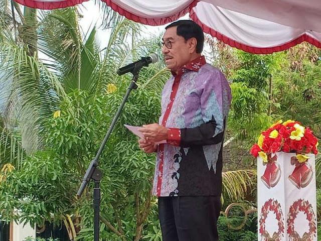 Zeth Sahuburua Ajak Umat Kristen di Maluku Maknai Natal Sejati