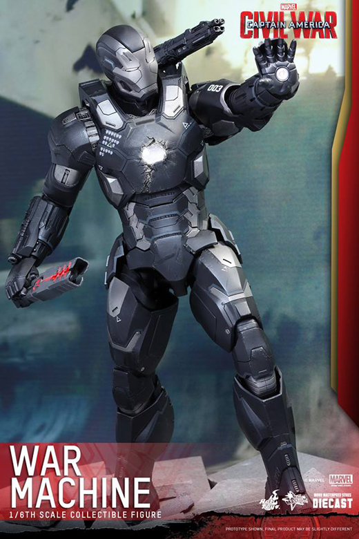 War Machine Mark 3