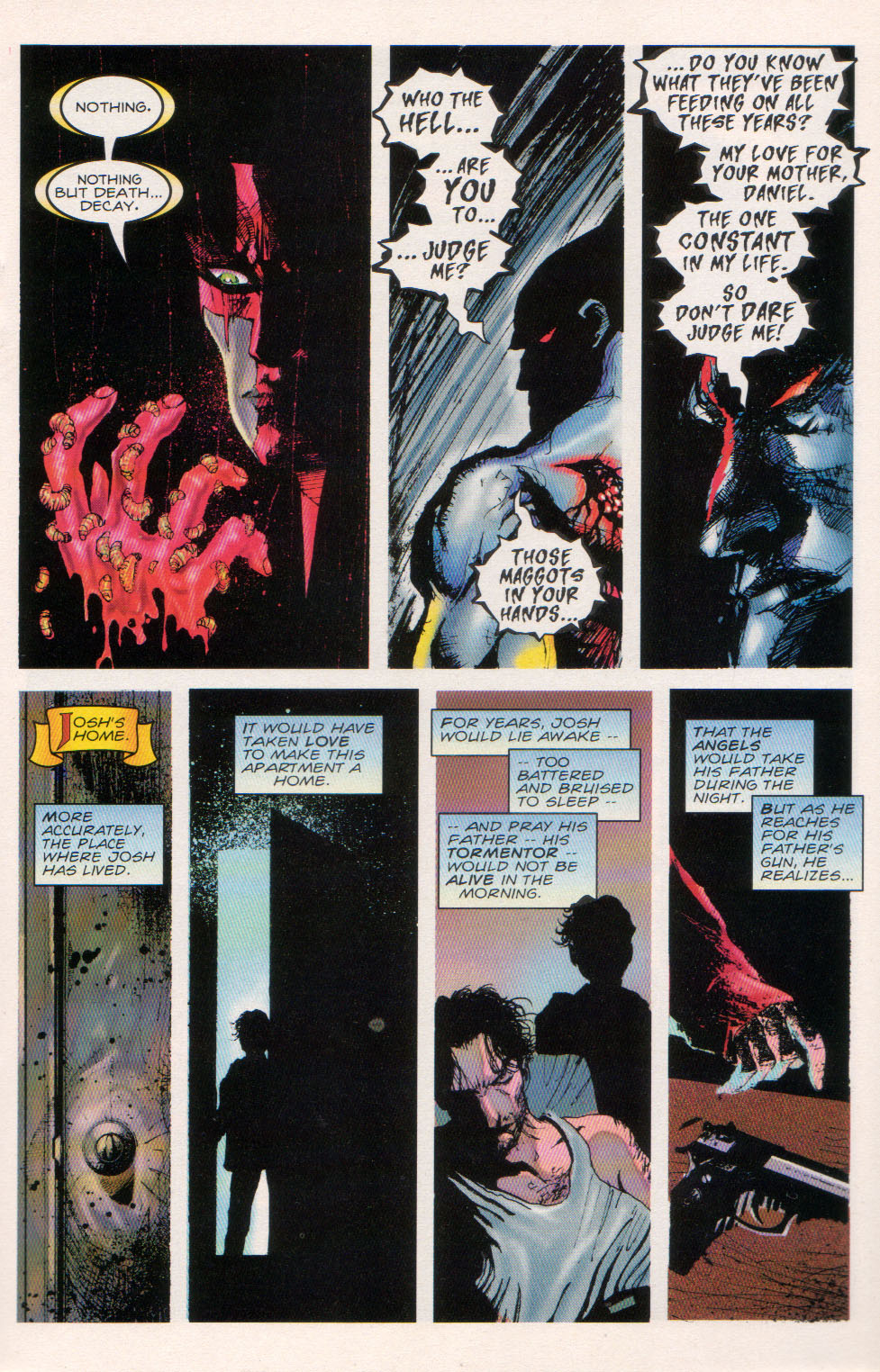 Read online Hellshock comic -  Issue #4 - 14