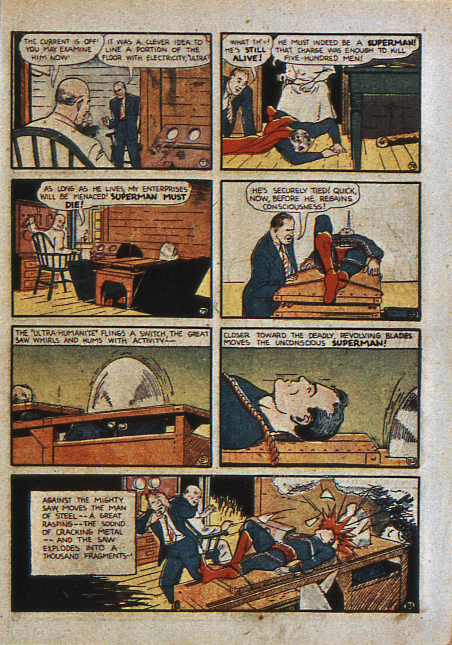 Action Comics (1938) 13 Page 12