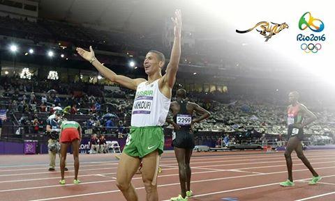 بث مباشر مخلوفي في نهائي سباق 1500 متر