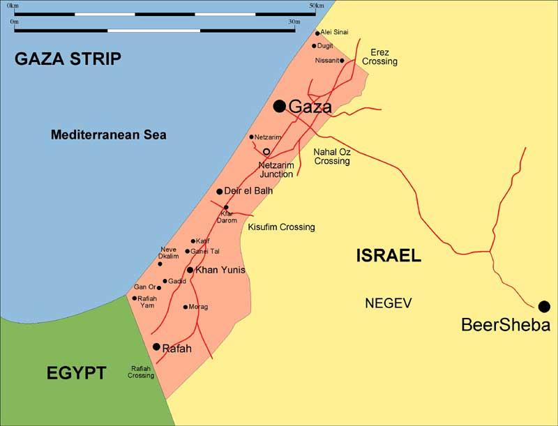 carte monde égypte