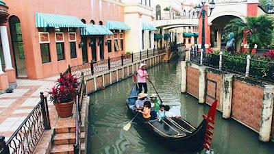 The Little Venice Cipanas