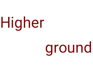 Tonic solfa of Higher Ground Solfa notation of Higher Ground