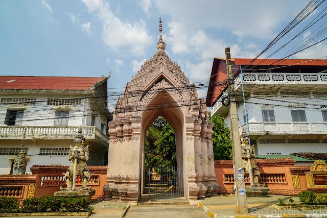 Vat Peapahd - Battambang - Cambodge