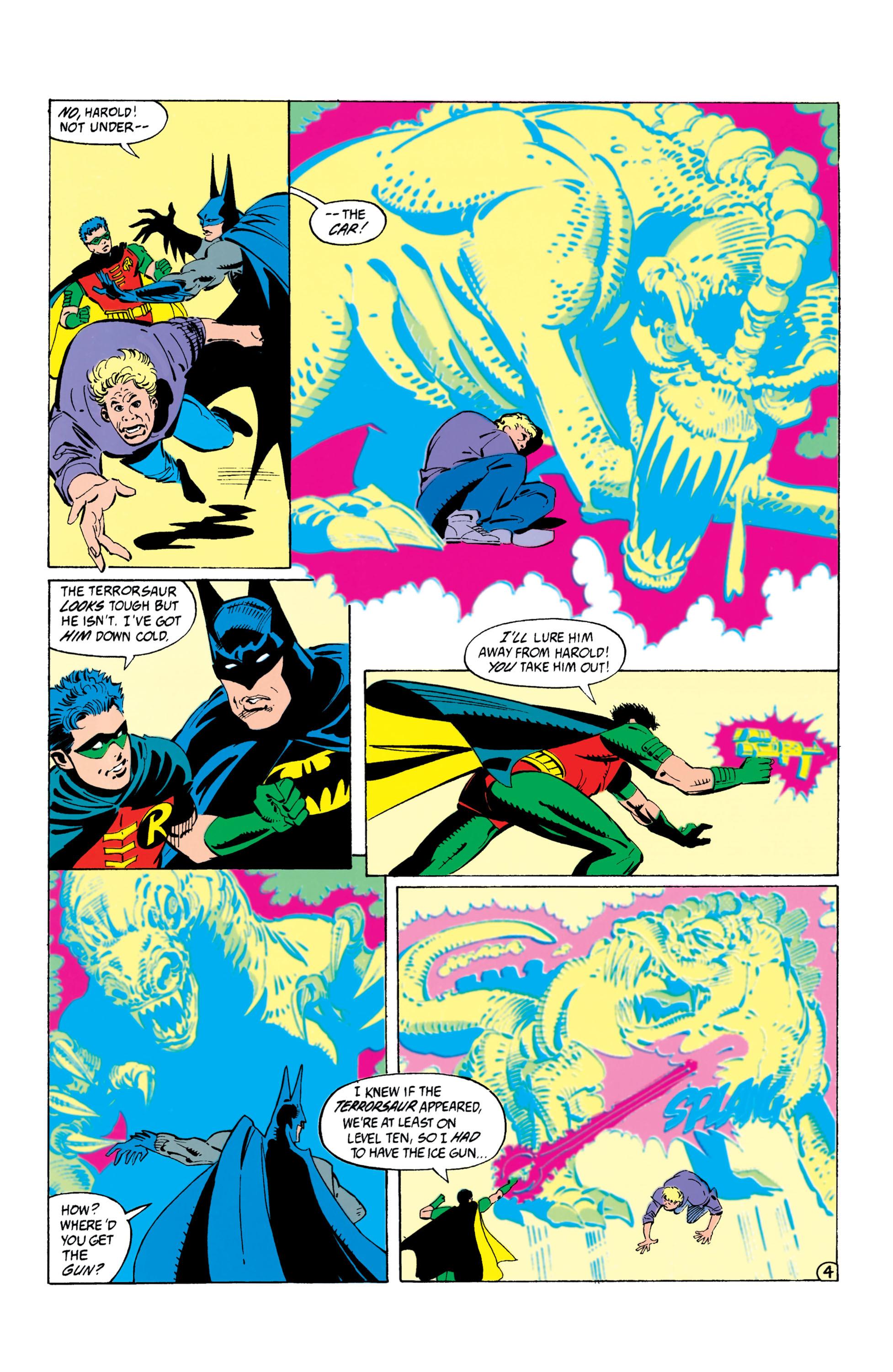 Detective Comics (1937) 636 Page 3