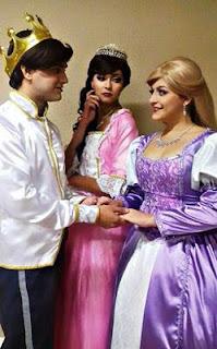 West Shopping apresenta a peça infantil 'Princesa por um dia'