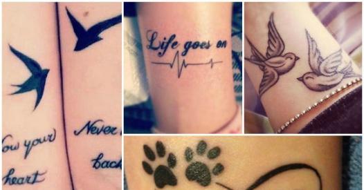 Tatuaże Formą Wyrażania Swoich Myśli I Uczuć Kwietnia 2016