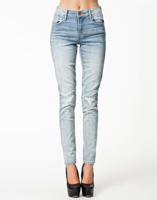 Lucy Slim Jeans Noisy May