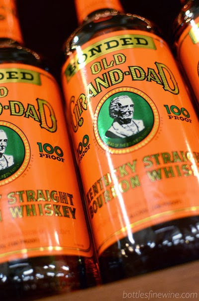 Old Grand Dad Bottled in Bond Bourbon Whiskey
