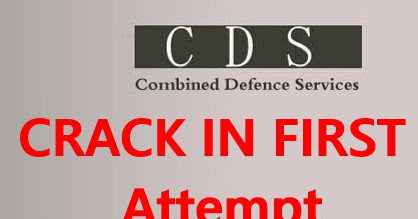 How to Crack UPSC CDS