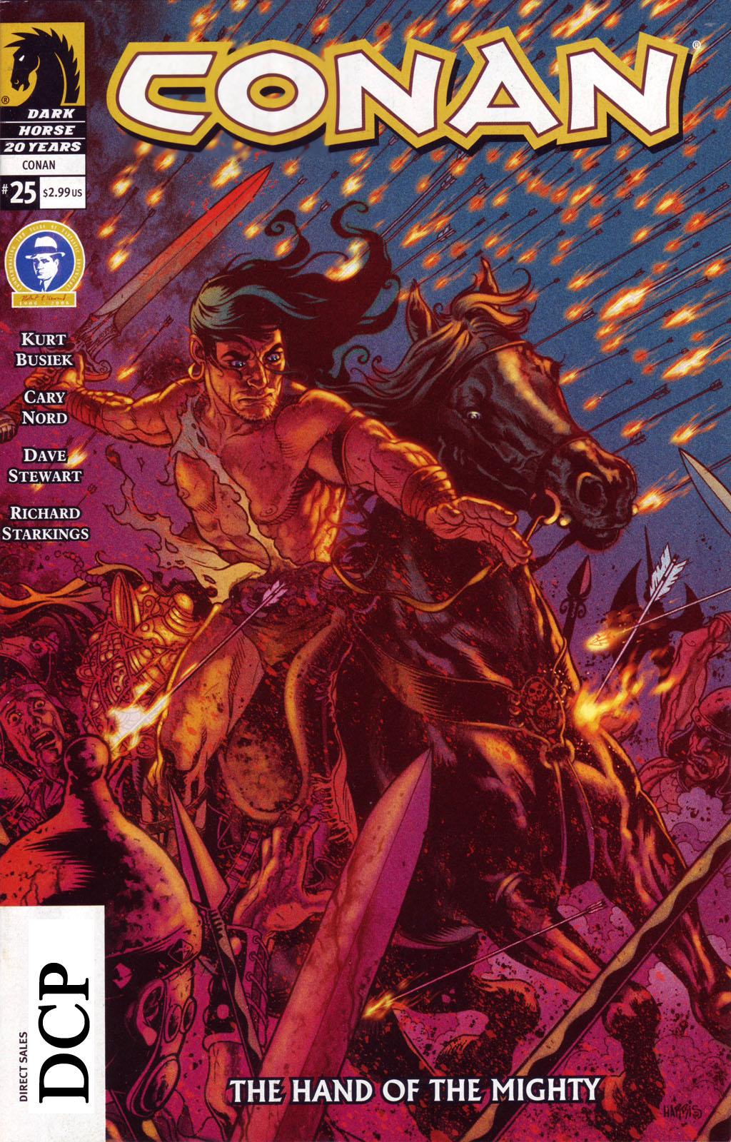 Conan (2003) 25 Page 1