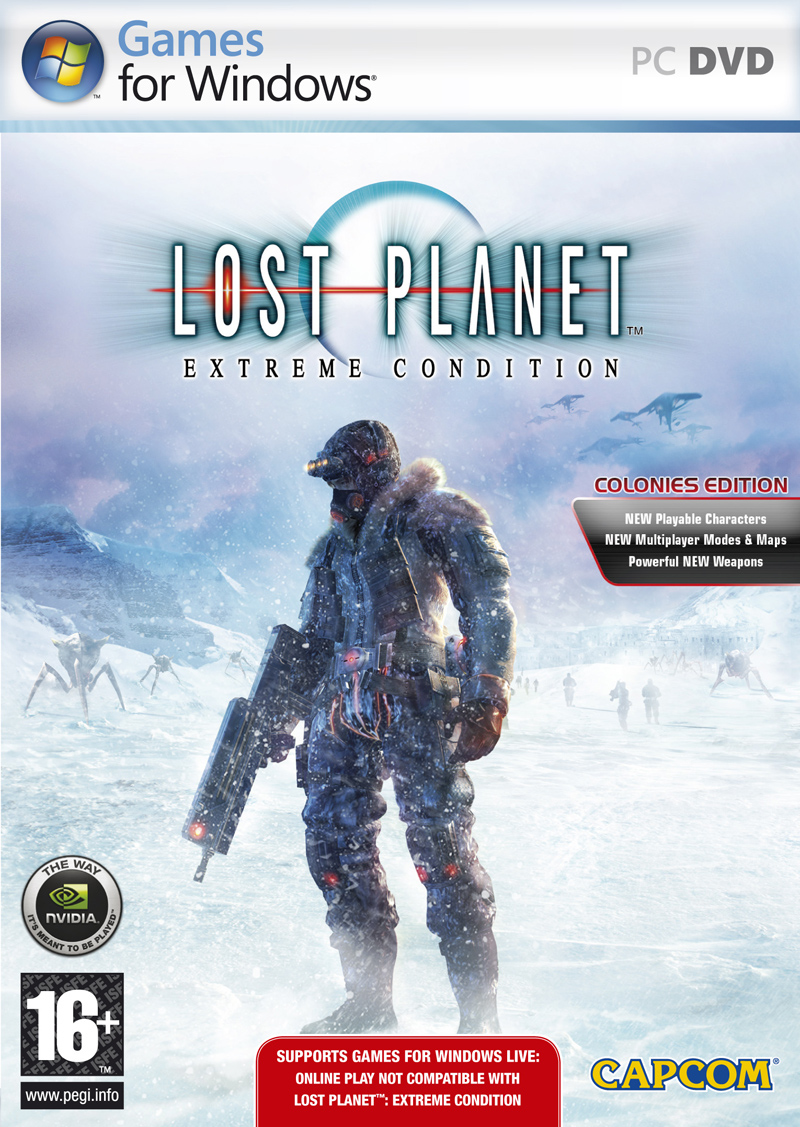 Descargar Lost Planet: Extreme Condition [Colonies Edition] [PC] [Full] [ISO] [Español] Gratis [MEGA]