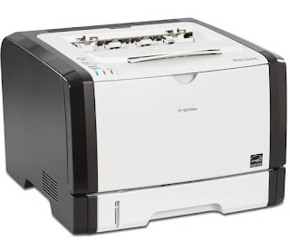 Ricoh SP 325DNw Drivers Download