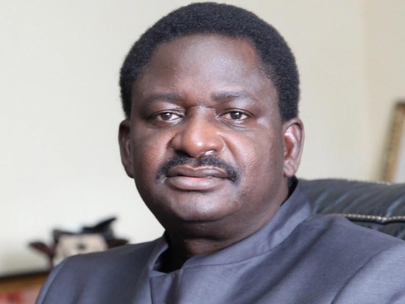 Buhari will do well, mark my words - Nigerians blast Femi Adesina on Facebook