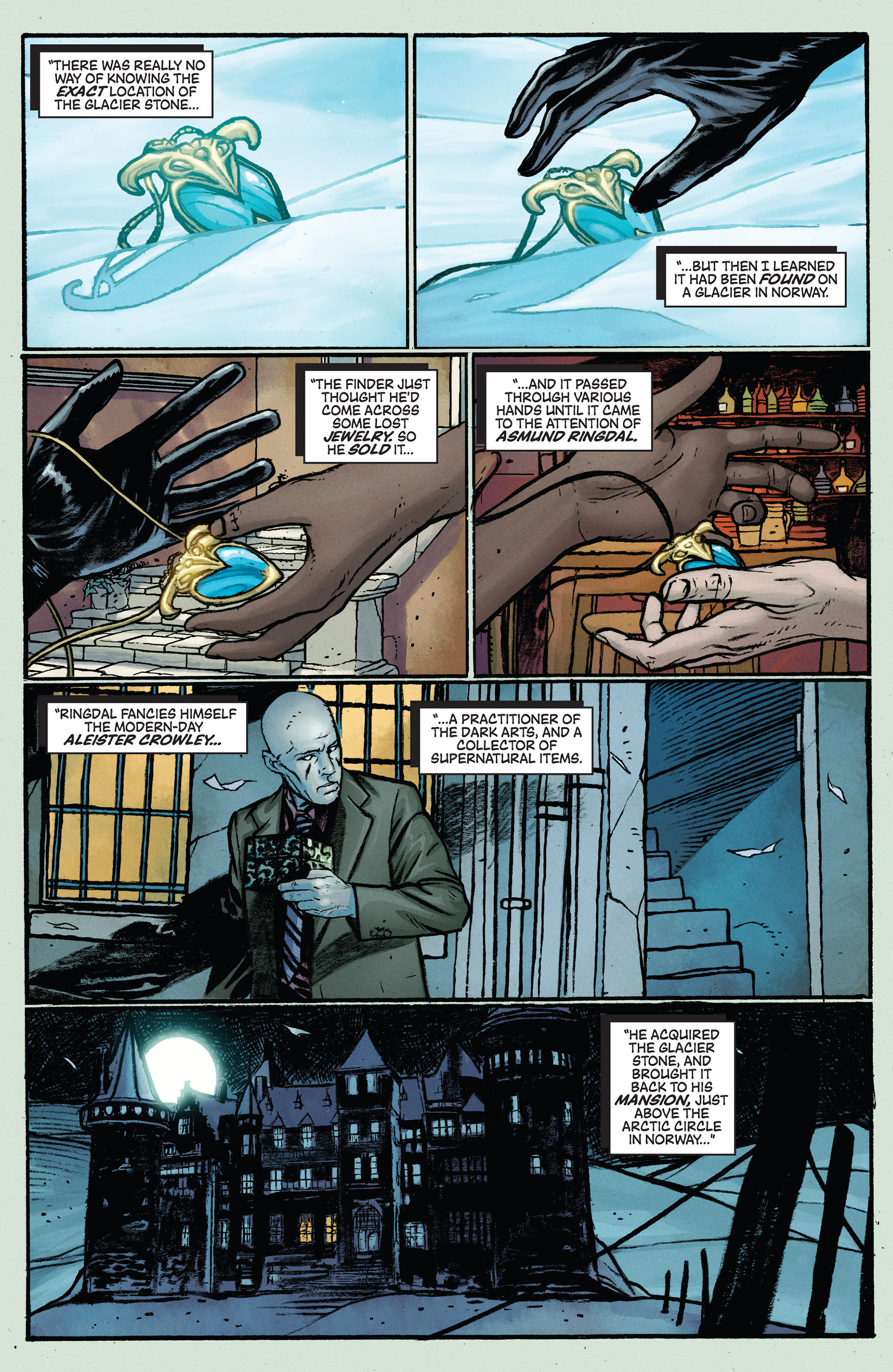 Read online Artifacts comic -  Issue #27 - 14