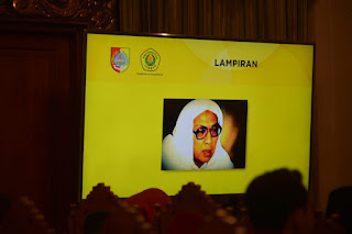 Alih Status, Rektor IAIN Jember Sowan ke Keluarga KH Ahmad Siddiq