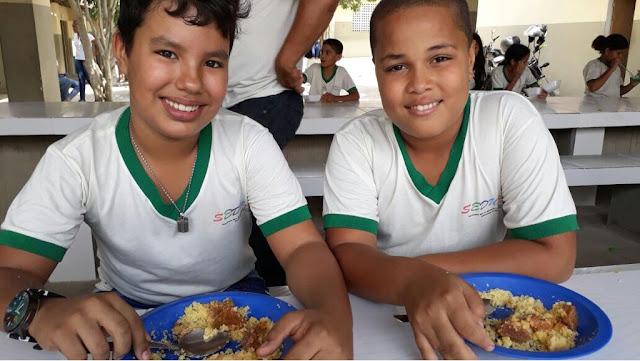 Resultado de imagem para novo mobiliario rede municipal de ensino taquaritinga do norte