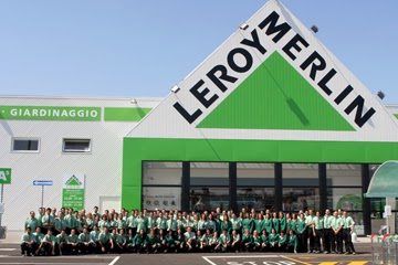 Mundo das marcas leroy merlin for Camino elettrico leroy merlin