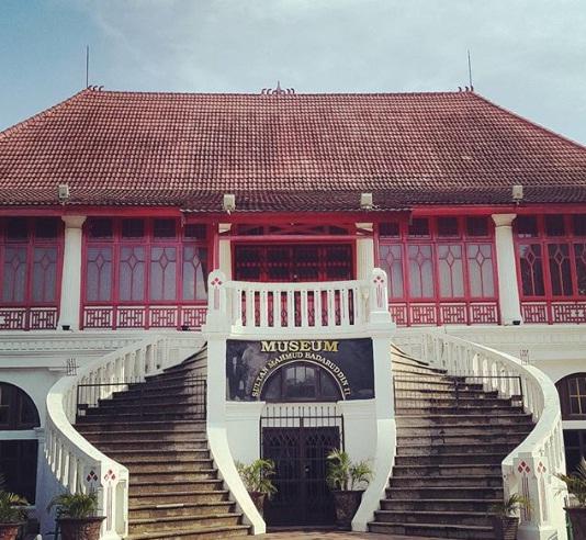 museum sultan mahmud badaruddin 2 wisata palembang