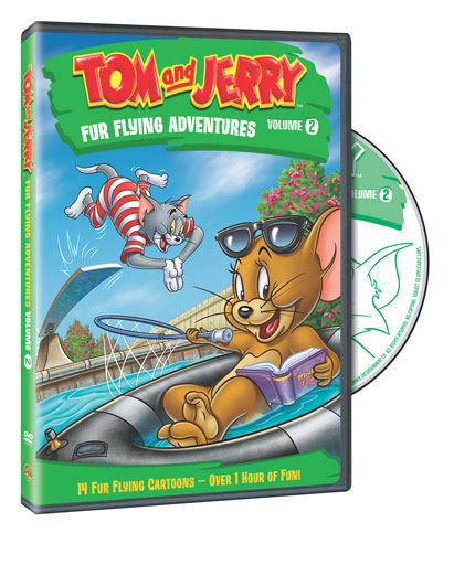 Tom and Jerry: Fur Flying Adventures Volume 2 Review