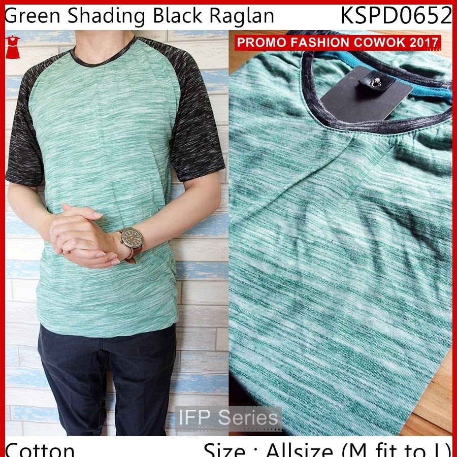 BIMFGP023 Black Kaos Lengan Pendek Pria PROMO