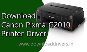 Download Canon G2010 Printer/ Scanner Driver for Windows