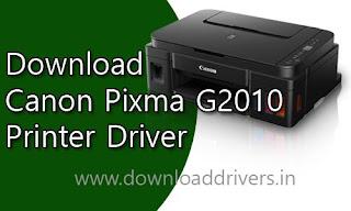 Download Canon G2010 driver,