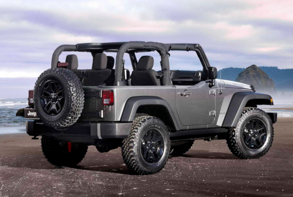 Jeep Wrangler 2018 Specification, Rumor, Price, Release Date