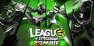Zombie Avengers Stickman Mod Apk v1.4.0 Free Shopping/Skill No Couldown Full