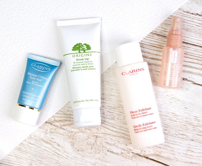 origins drink up mask clarins hydra quench mask clinique moisture surge face spray clarins exfoliator brightening toner reviews