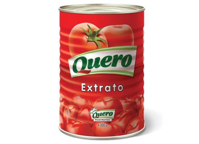 Anvisa proíbe venda de lote de extrato de tomate Quero com pelos de roedor