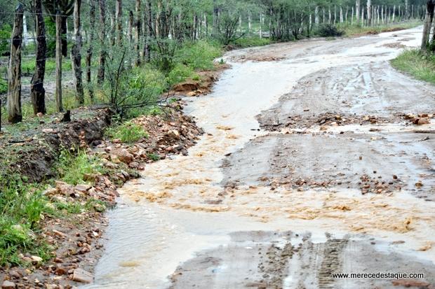 A dois meses do fim de 2017, Pernambuco registra mais chuva do que em 2016